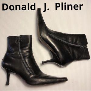 Donald J. Pliner Salona booties Ankle boot black 9